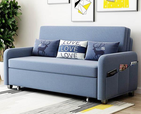 giường gấp thành ghế sofa giá rẻ