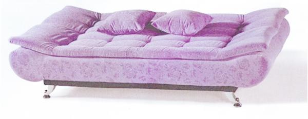 showroom ghế sofa giường vải nỉ
