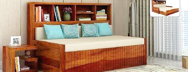 mẫu ghế sofa bed bằng gỗ giá rẻ giá tốt